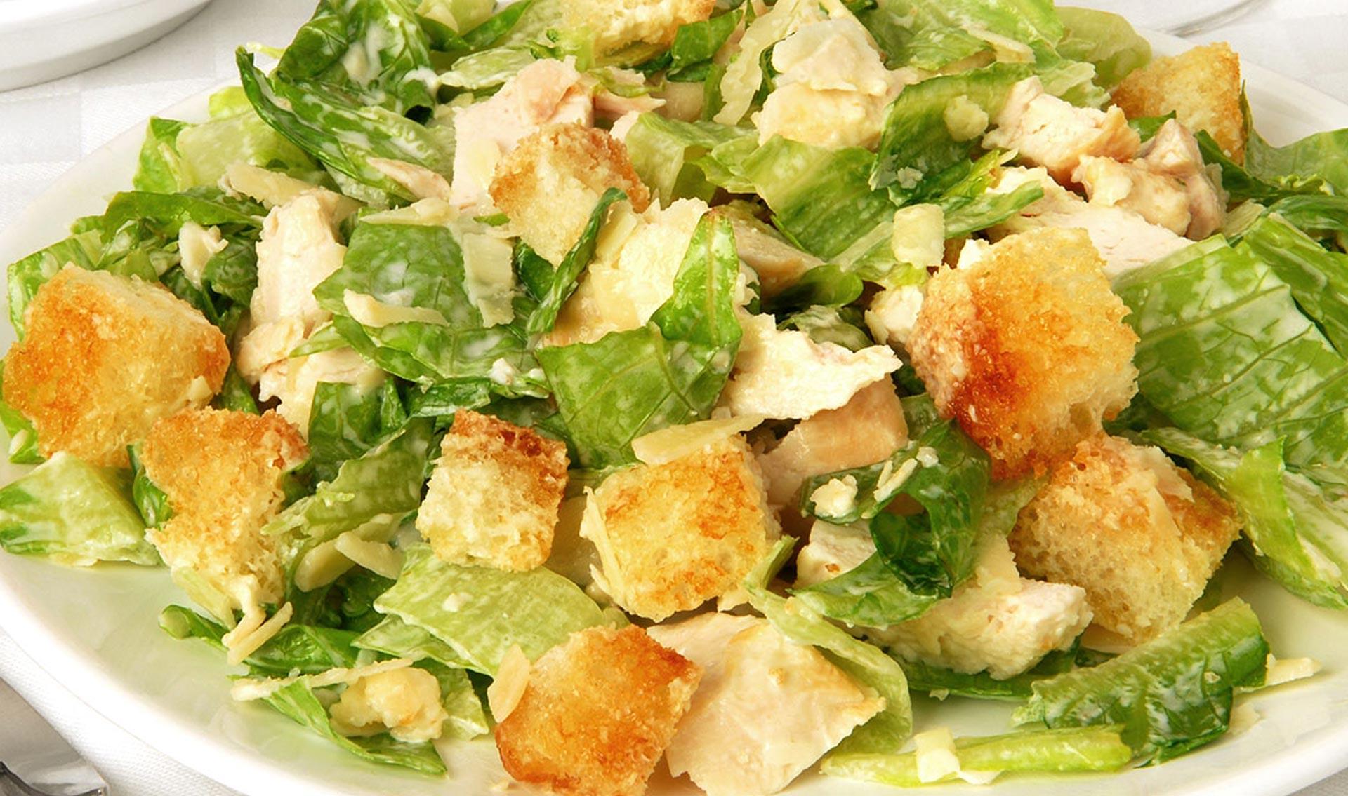 Caesar Salad del Ristorante 433 Roma Piazza Navona Governo Vecchio